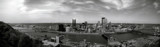 Panoramic Cityscape B&W by rriesop, Photography->City gallery