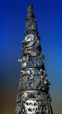 The Blacksmiths needle by biffobear, photography->sculpture gallery