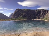 Paradise Beach by reese, Computer->Landscape gallery