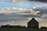 Lonely Barn Feelings by verenabloo, Photography->Landscape gallery