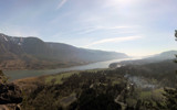 Columbia River Gorge from Beacon Rock by mattkincheloe, Photography->Mountains gallery