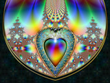 Heart of Color (Collaboration with Katrina) by nmsmith, Abstract->Fractal gallery