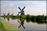 Kinderdijk 11, For Verena by corngrowth, photography->landscape gallery
