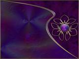 Purple Desktop by Beesknees, Abstract->Fractal gallery