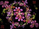 Flowers Made In Heaven..... by Joanie, abstract->fractal gallery