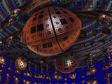 Martians Pods by Joanie, abstract->fractal gallery