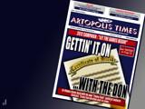 "Artopolis Times - ""Let the Games Begin!"" by Jhihmoac, illustrations->digital gallery"