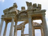 Tetrapylon in Aphrodisias #1 by Gothic, photography->architecture gallery