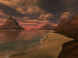 Evening Still by Foxfire66, Computer->Landscape gallery
