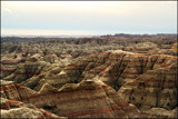 Badlands National Park: Half a Million Years by Nikoneer, photography->landscape gallery