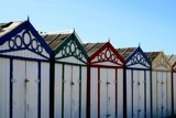 Beach Huts by Homtail, photography->architecture gallery