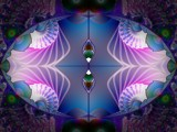 Stained Glass Window by nmsmith, Abstract->Fractal gallery