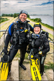 Vital Divers Couple by corngrowth, photography->people gallery