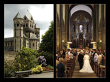 Marriage at Maria Laach by ppigeon, Photography->Places of worship gallery