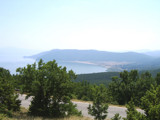 Prespa Lake from Above by koca, photography->shorelines gallery