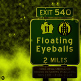 AU Road Signs - Exit 540 by Jhihmoac, illustrations->digital gallery