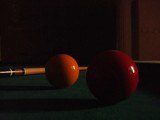 2 balls and a cue by addoccini, photography->still life gallery