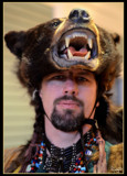 Bear Headed by 0930_23, photography->people gallery