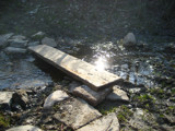 Single plank bridge by OBEY, Photography->Water gallery