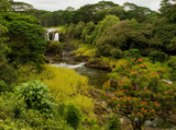 Pe'epe'e Falls by whttiger25, photography->waterfalls gallery