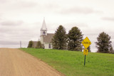 Little Church on the Prairie 2 by kidder, Photography->Places of worship gallery