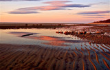 the brewster flats, low tide by solita17, Photography->Sunset/Rise gallery