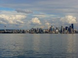 Seattle by Ferry by pinkheythur, photography->city gallery