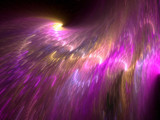 Cosmic Waterfall by jswgpb, Abstract->Fractal gallery