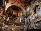 Interior of the Basilica of St. John - Rome by Ed1958, Photography->Architecture gallery