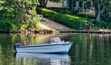 Boat Afloat by cynlee, photography->boats gallery
