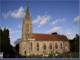 All Saints in Marlow by fogz, Photography->Places of worship gallery