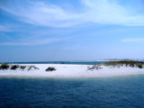 White Sand And Blue Waters by nancymcarney, Photography->Shorelines gallery