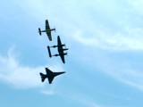 Heritage Flyby by utshoo, Photography->Aircraft gallery