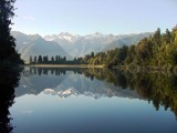 Lake Matheson - NZ by danderson, photography->shorelines gallery