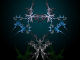 Crystalized Flame by FlimBB, Abstract->Fractal gallery