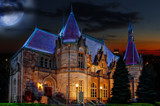 Saginaw Castle by stylo, photography->manipulation gallery