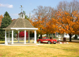 Corvette Autumn by jojomercury, Photography->City gallery