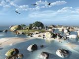 Island by Popaj, Computer->Landscape gallery