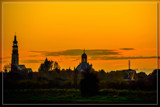 Sunset Over Middelburg by corngrowth, photography->sunset/rise gallery