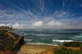La Jolla Fog Bank by heidlerr, photography->shorelines gallery