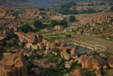 Hampi - View 3 by jpk40, Photography->Castles/Ruins gallery