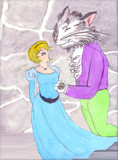 Beauty and the Beast by ahimsaka, illustrations->traditional gallery