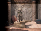 egyptian kat3 by antmark, Computer->3D gallery