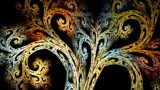 Apophysis Tree by Joanie, abstract->fractal gallery