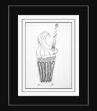 Have A Milk  Shake!!! by verenabloo, Illustrations->Traditional gallery