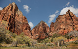 Zion - Court of The Patriarchs by Paul_Gerritsen, photography->landscape gallery