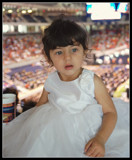 My niece at her fathers Doctorate graduation by Bursa, photography->people gallery
