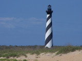 Cape Hatteras Lighthouse by geolgynut, Photography->Lighthouses gallery