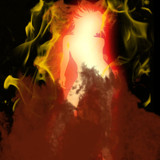 Goddess from hell by pixierealms, abstract gallery