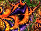 Sunshine Crescents by vamoura, Abstract->Fractal gallery